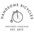 Handsome Bicycles shop in Hastings
